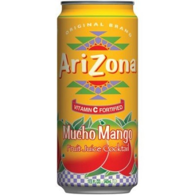 Arizona Mango Iced Tea 24x695ml