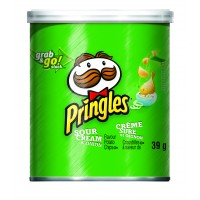 Pringles Sour Cream & Onion 12x39g