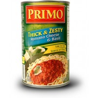 Primo Thick Romano Cheese 680ml - Minimum Purchase QTY of 4 Units