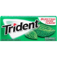 Trident Spearmint 12 x 18 per case