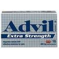 Advil Ex Str Caplet 16 - Minimum Purchase QTY of 4 Units