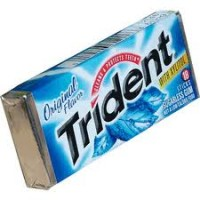 Trident Peppermint 12 x 18 per case