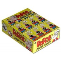 Regal Popeye Candy Sticks 48s