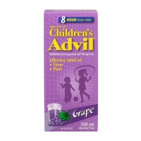 Advil Childrens Grape 100ml - Minimum Purchase QTY of 4 Units