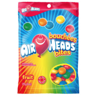 Airhead Bites Fruit 10X170g -  Minimum Purchase QTY of 4 Units