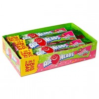 Airheads Big Bar Strawberry /Melon 24's x 12 per case