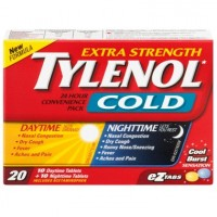 Tylenol Cold Day&Night 10's x 24 per case - Minimum Purchase QTY of 4 Units
