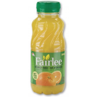 Fairlee Orange Juice 24/300ml