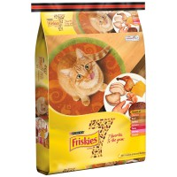 Friskies 7 Dry Cat (stuffed) 12x454g