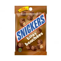 Mars Snicker Bites  12 x 130g Peg - Minimum Purchase QTY of 4 Units