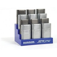 Ronson Jet Lite 12 unit display 43515