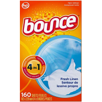 Bounce Sheets 160 Count