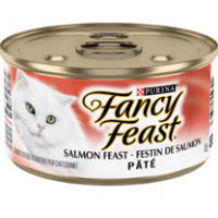 Fancy Feast Pate Salmon  24x85g