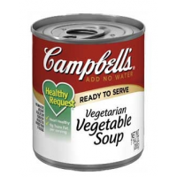 Campbells Vegetable Soup Easy Open 24x212ml - Minimum Purchase QTY of 4 Units