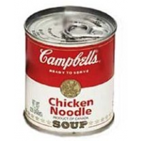 Campbells Chicken Noodle Soup Easy Open  24x212ml - Minimum Purchase QTY of 4 Units