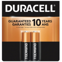 Duracell Coppertop AA2 PACK