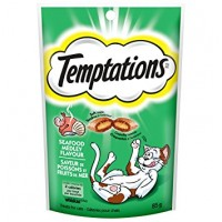 Whiskas Temptations Seafood Medley Flavour 12/85g - Minimum Purchase QTY of 4 Units